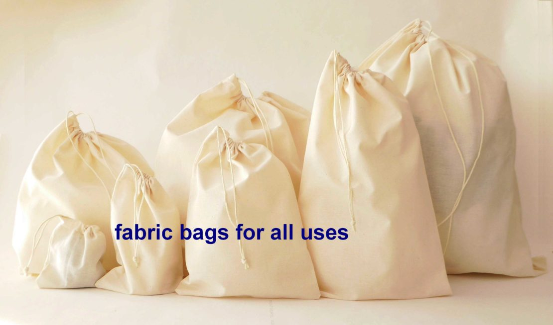Créabox : fabric bags of all sizes for all uses