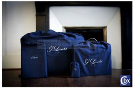 collection of bags for leather goods of all sizes