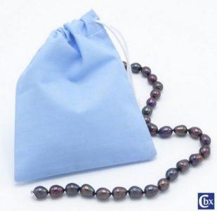 10x10 cm bag for pearl bracelet